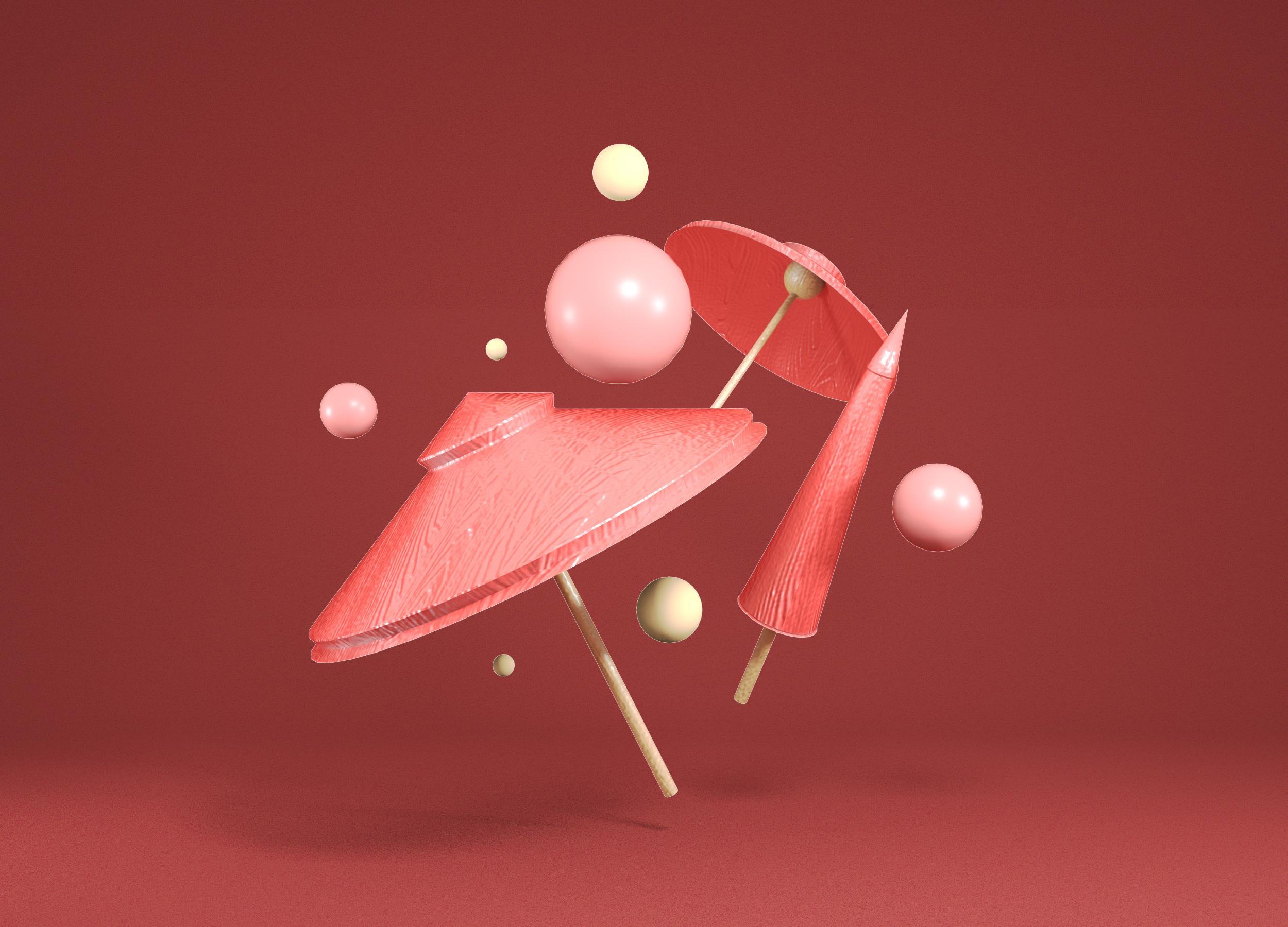 C4D装饰元素中国风油纸伞3d立体几何C4D装饰元素中国风油纸伞3d立体几何.jpg