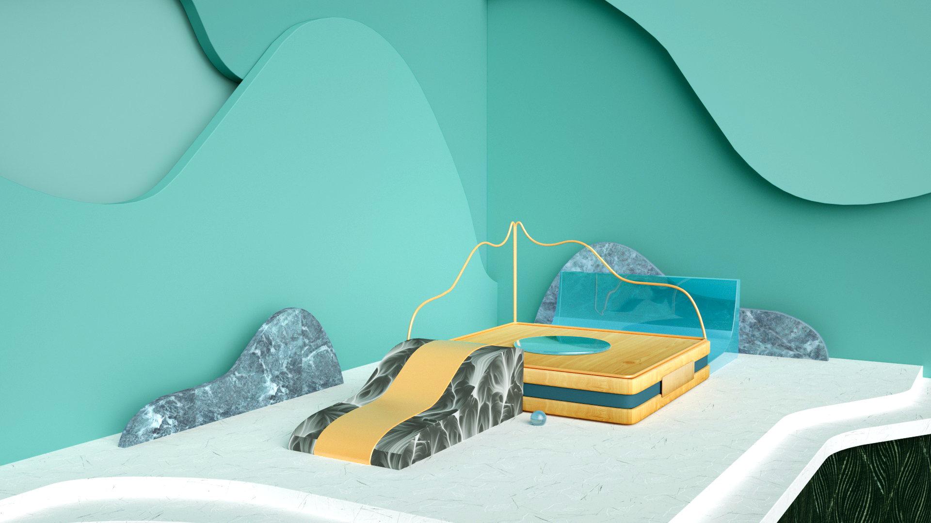 C4D模型理石纹理几何展台步道场景007.jpg